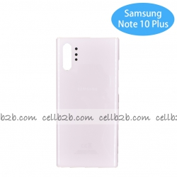 Tapa Trasera Samsung SM-N975 GALAXY Note 10 Plus Blanca Material Original | Note 10 Plus
