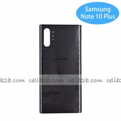 Tapa Trasera Samsung SM-N975 GALAXY Note 10 Plus Negra | Note 10 Plus
